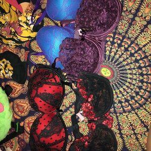 Victoria's secret bra bundle